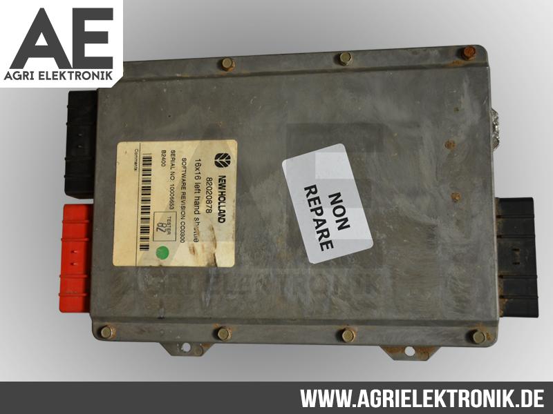 New Holland, Reparatur, 87521757 ECU, TS Series, AgriElektronik, agrarmaschinen elektronik reparatur, agrarmaschinen service, Steuergerät reparatur, elektronische module reparatur, agrarelektronik